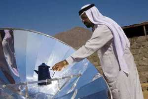 Middle East's Great Solar Potential