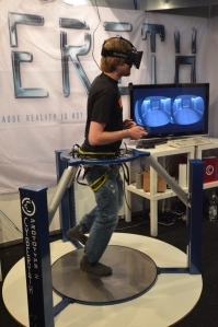 Cyberith - Virtualizer - Omnidirectional Treadmill