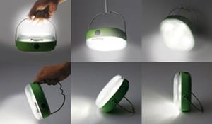 The Solar LED Lantern from panasonic