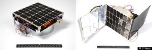 Each module consists of a photovoltaic panel on top to absorb the Sun's energy, an electronics system in the middle to covert it to a radio frequency and a bottom antenna layer to beam the power back to Earth.
