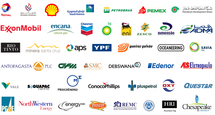 Oil And Gas Company Logos